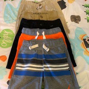 Boys shorts SIX pairs